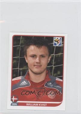 2010 Panini FIFA World Cup South Africa Album Stickers #360 - William Kvist