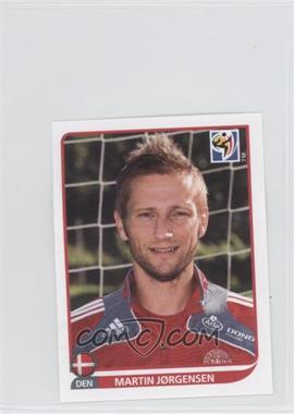 2010 Panini FIFA World Cup South Africa Album Stickers #366 - Martin Jorgensen