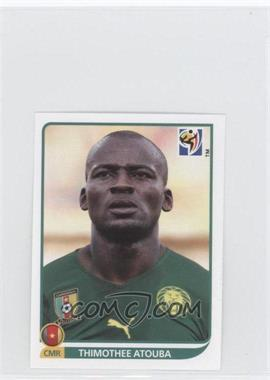 2010 Panini FIFA World Cup South Africa Album Stickers #401 - Thimothee Atouba