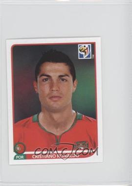 2010 Panini FIFA World Cup South Africa Album Stickers #559 - Cristiano Ronaldo