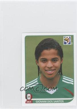 2010 Panini FIFA World Cup South Africa Album Stickers #61 - Giovani Dos Santos