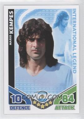 2010 Topps Match Attax International Legends [???] #N/A - [Missing]