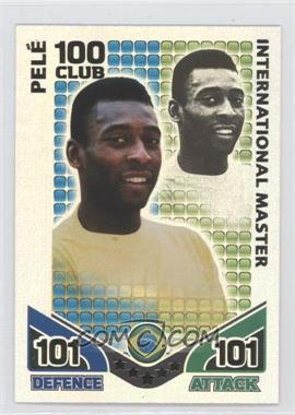 2010 Topps Match Attax International Legends [???] #N/A - Pele