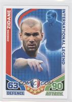 International Legend - Zinedine Zidane