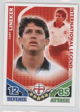 2010 Topps Match Attax South Africa World Cup UK Edition - International Legend #CALI - Gary Lineker