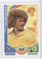 International Legend - Carlos Valderrama
