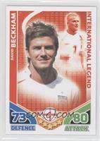 International Legend - David Beckham