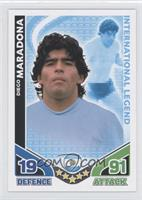 International Legend - Diego Maradona