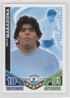 International Legend - Diego Maradona