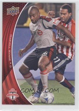 2010 Upper Deck - [Base] #175 - Marvell Wynne