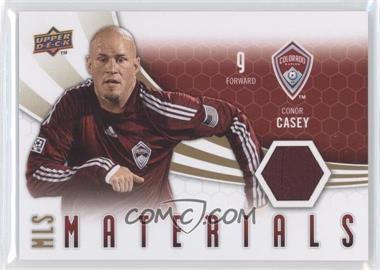 2010 Upper Deck - MLS Materials #M-CC - Conor Casey