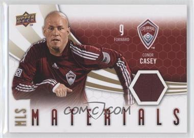2010 Upper Deck MLS Materials #M-CC - Conor Casey