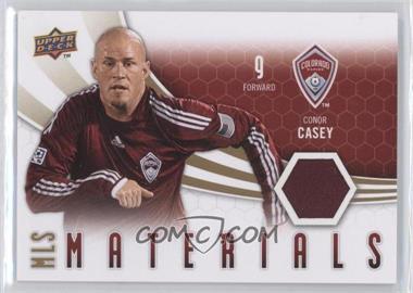 2010 Upper Deck MLS Materials #M-CC - Conor Casey