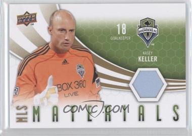 2010 Upper Deck MLS Materials #M-KK - Kasey Keller