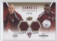 Conor Casey, Omar Cummings /65