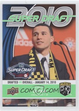 2010 Upper Deck #183 - Dilly Duka