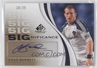 Chad Barrett /25