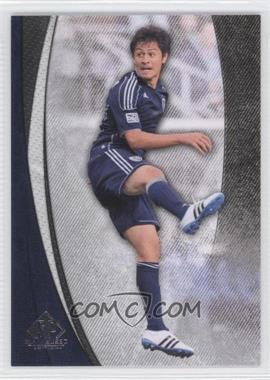 2011 SP Game Used Edition #49 - Roger Espinoza