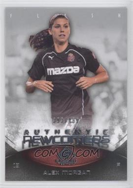 2011 SP Game Used Edition #76 - Alex Morgan /499