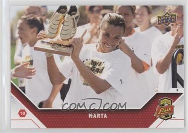 2011 Upper Deck MLS - [Base] #190 - Marta