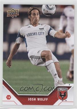 2011 Upper Deck MLS - [Base] #44 - Josh Wolff