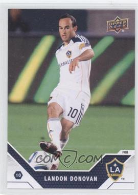 2011 Upper Deck MLS - [Base] #85 - Landon Donovan