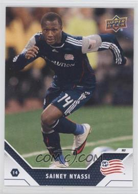 2011 Upper Deck MLS - [Base] #93 - Sainey Nyassi