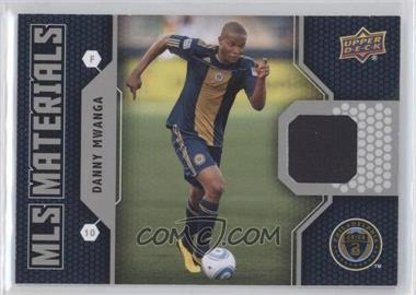 2011 Upper Deck MLS Materials #M-DM - Danny Mwanga