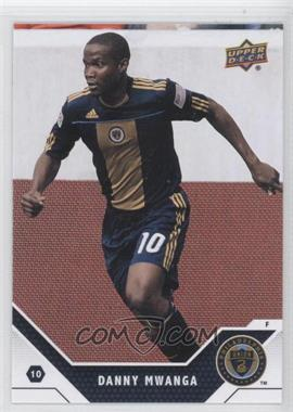 2011 Upper Deck MLS #117 - Danny Mwanga