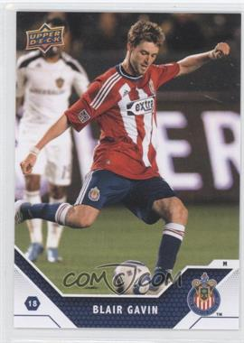 2011 Upper Deck MLS #12 - Blair Gavin