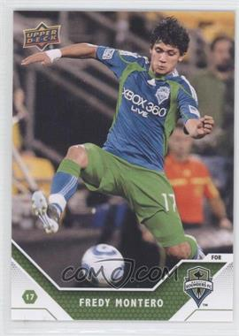 2011 Upper Deck MLS #149 - Fredy Montero