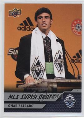 2011 Upper Deck MLS #176 - Omar Salgado