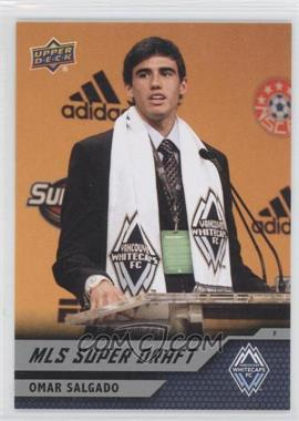 2011 Upper Deck MLS #176 - Omar Salgado