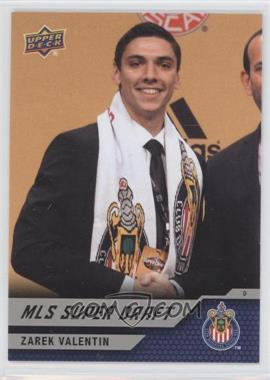 2011 Upper Deck MLS #178 - Zarek Valentin