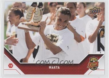 2011 Upper Deck MLS #190 - Marta