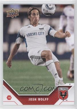 2011 Upper Deck MLS #44 - Josh Wolff