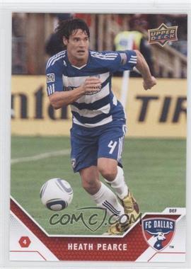 2011 Upper Deck MLS #57 - Heath Pearce