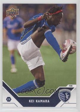 2011 Upper Deck MLS #75 - Kei Kamara
