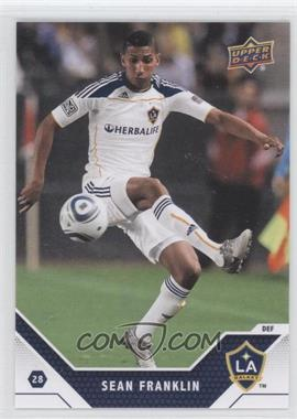 2011 Upper Deck MLS #84 - Sean Franklin