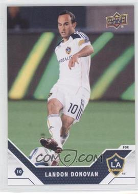 2011 Upper Deck MLS #85 - Landon Donovan