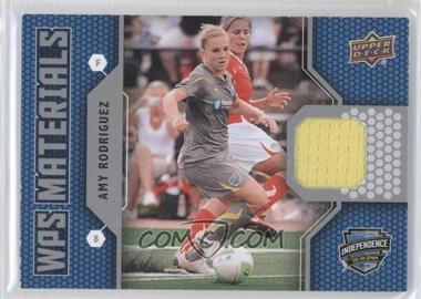 2011 Upper Deck WPS Materials #W-AR - Amy Rodriguez