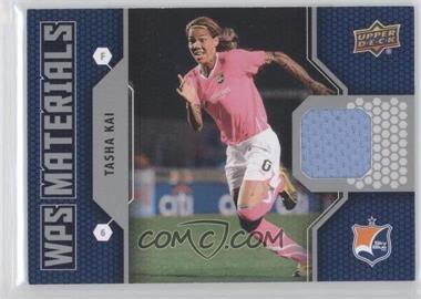 2011 Upper Deck WPS Materials #W-TK - Tasha Kai