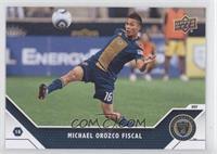 Michael Orozco Fiscal