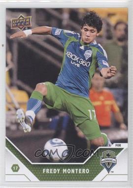 2011 Upper Deck #149 - Fredy Montero