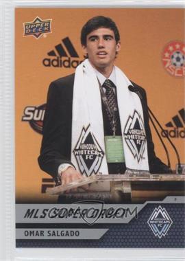 2011 Upper Deck #176 - Omar Salgado