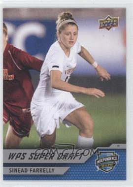 2011 Upper Deck #199 - Sinead Farrelly