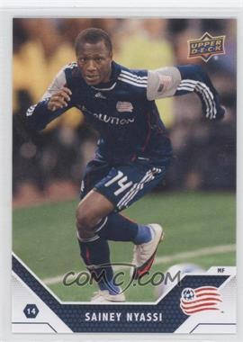 2011 Upper Deck #93 - Sainey Nyassi