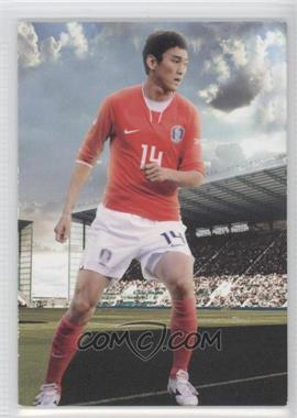 2012 Futera World Football Unique - [Base] #035 - Lee Jung-Soo