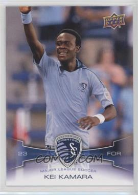 2012 Upper Deck MLS - [Base] #126 - Kei Kamara