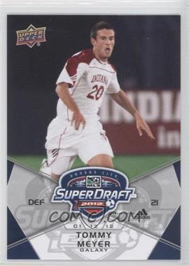 2012 Upper Deck MLS - [Base] #199 - Tommy Meyer